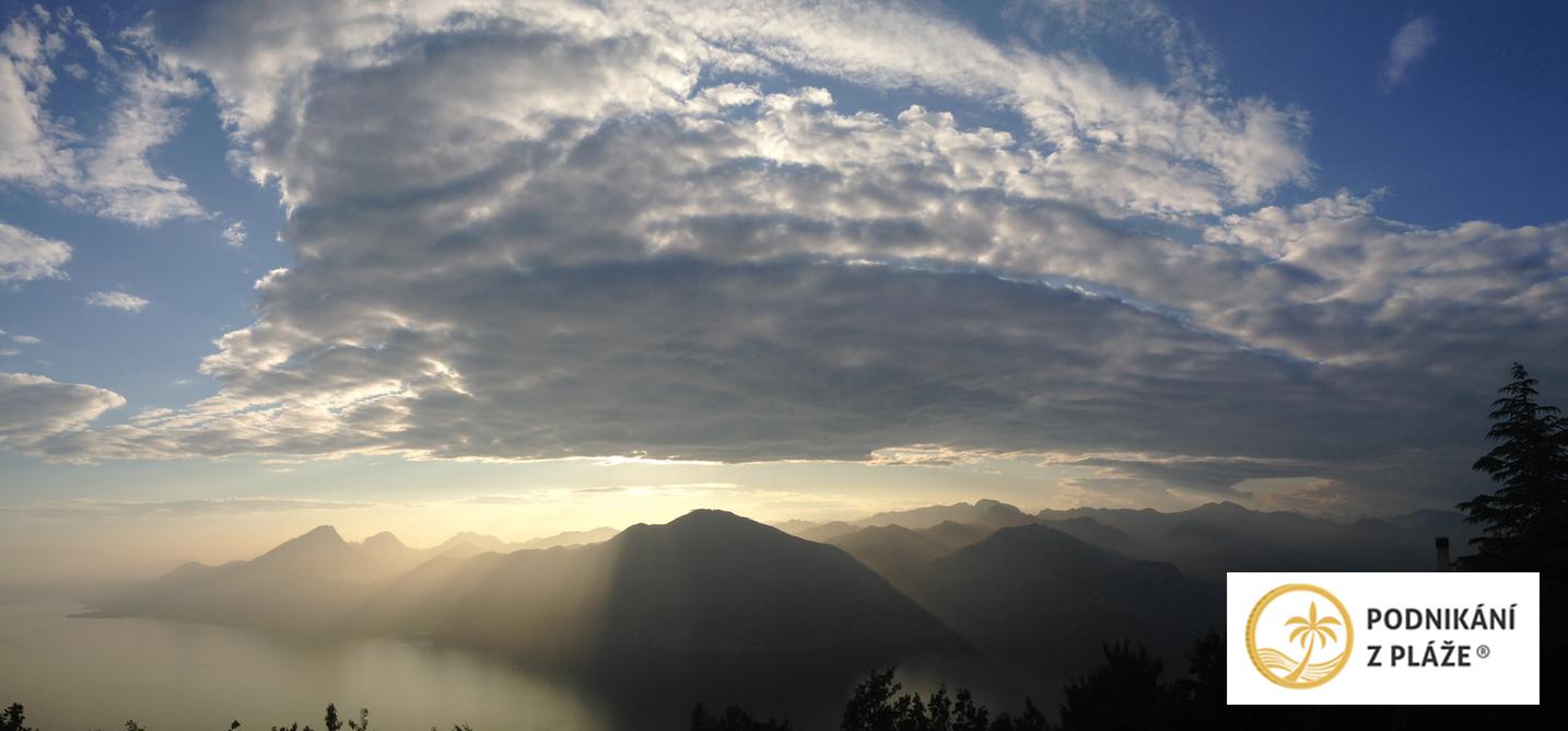 Zkušenosti a ubytování přes Airbnb Lago di Garda